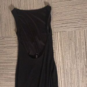 Landry by Shelli Segal size 2 Black dress
